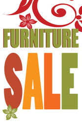 Furniture Sale Posters Style1100