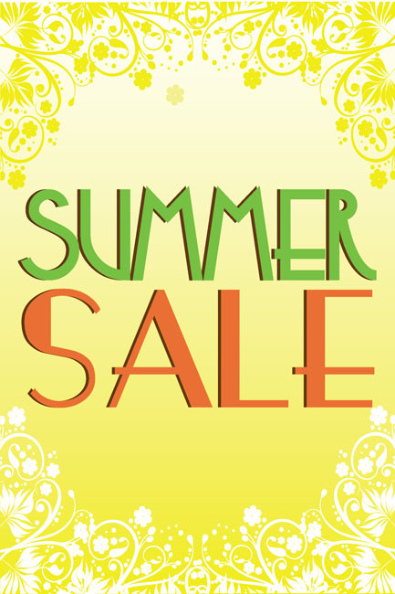 Summer Sale Posters Style Design Id 1100 Dpsbanners Com