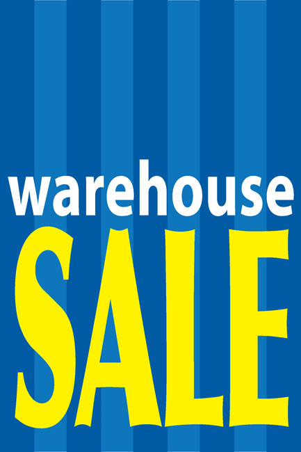 Warehouse Sale Posters Style Design Id 1100 Dpsbanners Com