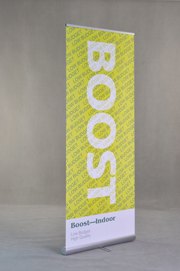Retractable Roll Up Banner Stand Boost Dpsbanners Com