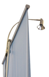 Lumina 2 Light - Banner Stand Light