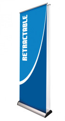 Excalibur Double Sided Banner Stand EXC
