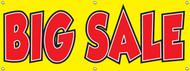 Big Sale Banner Sign style 1000