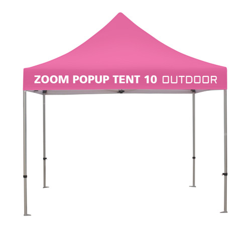 Zoom 10ft Popup Tent Canopy  sc 1 st  DPS Banners & Zoom 10ft Popup Tent Canopy - DPSBanners.com