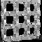 Hopup 8ft straight Frame 3x3