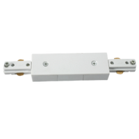 KNTRKCW White Track Connector
