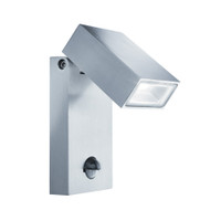 Searchlight 7585 LED Outdoor Wall Light with P.I.R