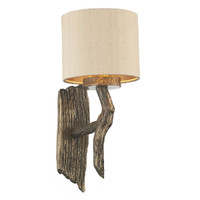 DAR JOS0701 Joshua Wall light Bronze