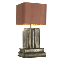 DAR AUT4263 Author Table lamp Bronze (Base only)