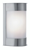 Searchlight 4126SS Outdoor Wall Light Stainless Steel