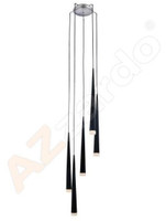 AZ Zardo MD1220A-5BK Stylo 5 Light pendant Black