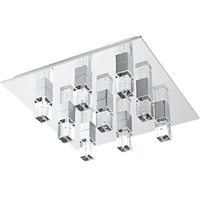 E41951831 LED Square Flush Bubble