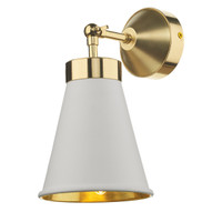 David Hunt Hyde HYD0702 Wall light Arctic White
