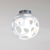 Mantra M5143 Organica 3 Light Globe Ceiling Light