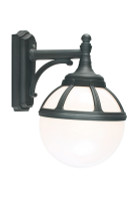 ELB112 Black  Wall Lantern