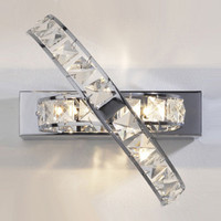 DAR ETE3050 Eternity Crystal Wall Light
