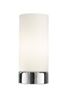 DAR OWE4050 Owen TOUCH Table lamp Chrome