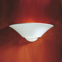 DAR SWI0748 Swift Ceramic Wall Light 100W (Paintable)