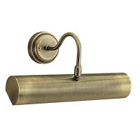 Searchlight 869AB Picture Light Antique Brass