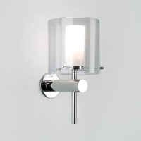 Astro 0342 Arezzo wall light IP44 Chrome 40W