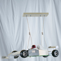 Searchlight F1 Racing Car Ceiling Pendant