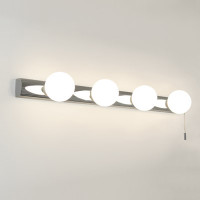 Astro 0499 Cabaret 4 IP44 Mirror light Chrome 4 x 25W