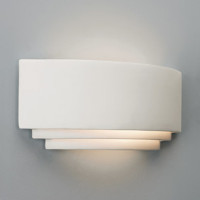 Astro 0423 Amalfi Plaster Wall Light
