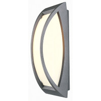 Meridian 2 Outdoor Wall / Ceiling Light Anthracite