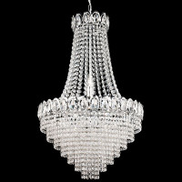 Searchlight 1711-11CC 11 Light Crystal Chandelier