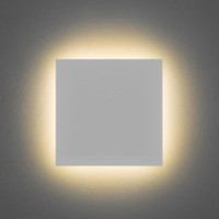 Astro 7248 Eclipse Square Led Plaster Wall Light