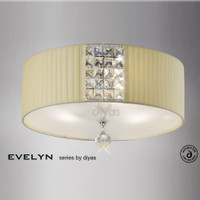 Diyas IL31172/CR Evelyn Flush Cream