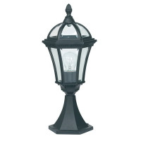 Endon YG-3502 Post Top Lantern Black