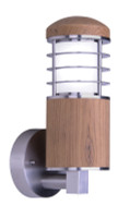Elstead GZ/POOLE W Poole 316 SS Wall Light