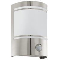 Eglo 30192 Cerno Stainless Steel Sensor Light
