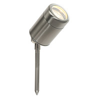 Endon 14018 Atlantis Marin Grade Stainless Steel Spike Light