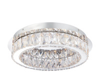 Endon 61340 Swayze LED Acrylic Ceiling Light
