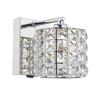 DAR AGN0750 Agneta Wall light Polished Chrome