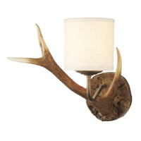 DAR ANT0729S Antler Wall light