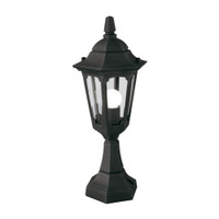 Elstead PRM4 Parish Mini Pedestal Black
