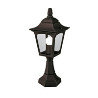 Elstead CPM4 Chapel Mini Pedestal Black