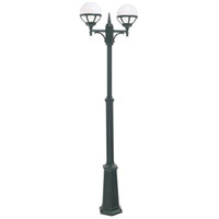 Elstead B6 Black O Bologna Black Lamp Post
