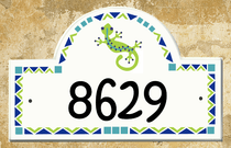 Southwestern Address Plaque