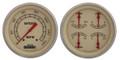 Vintage Series Two Gauge Set - Classic Instruments - VT52SLF