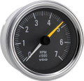 VDO Series 1 - Programmable Tachometer - 7000 RPM - 3 3/8""