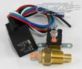 Electric Fan Thermostat & Fan Relay