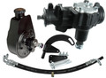 Borgeson Power Steering Upgrade Kit - 1977-1996 Chevy G & F Body V-8 305/350