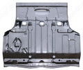 66-67 CHEVELLE MALIBU TRUNK PAN ASSEMBLY