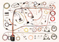 1960-1964 Ford Galaxie & 61-64 Mercury Fullsize Classic Series Update Wiring Kit