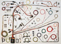 1962-65 Ford Fairlane; 1962-3 Mercury Meteor Classic Update Series Wiring Kit
