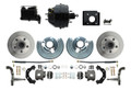 DBK6272-BCK8536-2  - 1966-70 B Body 71-74 E Body O.E.M. Style Disc Brake Kit & Booster Conversion Kit w/ Casting Numbers